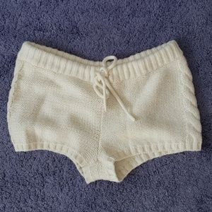 Aerie sweater shorts